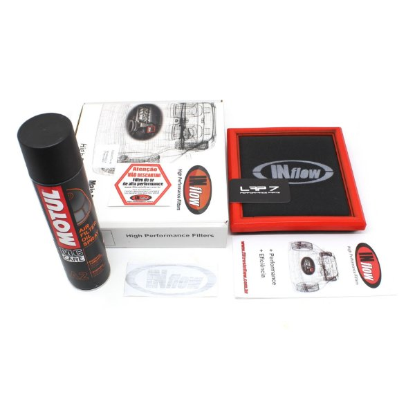Filtro de Ar Esportivo Inbox Inflow – Fiat - Jeep – HPF8695