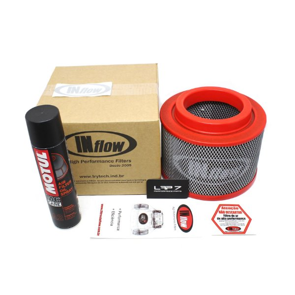 Filtro de Ar Esportivo Inbox Inflow - Toyota – HPF7350