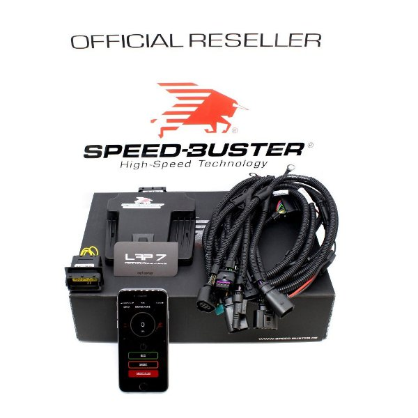 Speed Buster App Bluetooth - Audi Q3 2.0 TFSI 180 cv