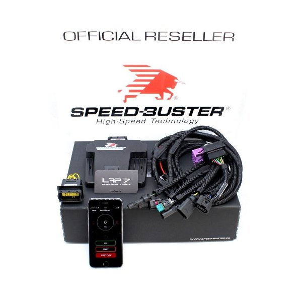 Speed Buster App Bluetooth - Audi A3 8V 1.4 TFSI 140 cv