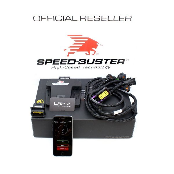 Speed Buster App Bluetooth - Fiat Bravo T-Jet 1.4 Turbo 152 cv