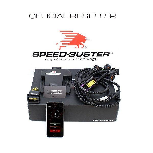 Speed Buster App Bluetooth - Fiat Punto T-Jet 1.4 Turbo 152 cv