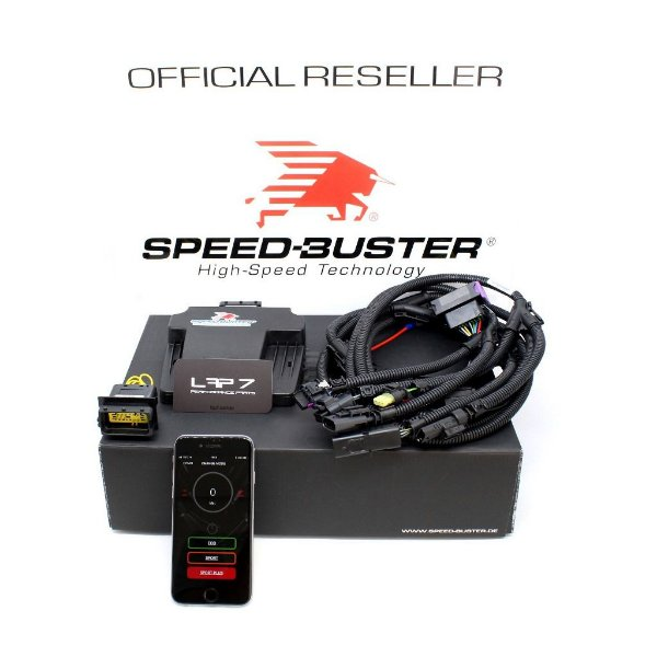 Speed Buster App Bluetooth - Peugeot 2008 1.6 Turbo THP 173 cv
