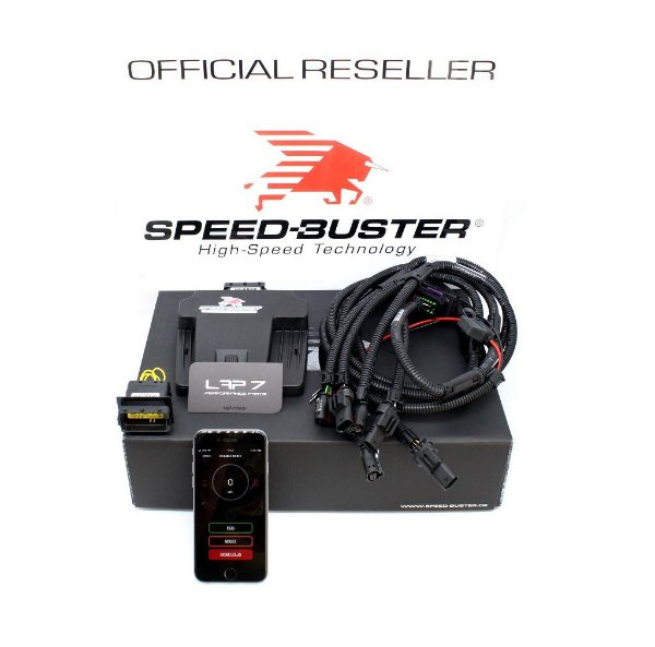 Speed Buster App Bluetooth - Mercedes C250 W205 2.0 211 cv