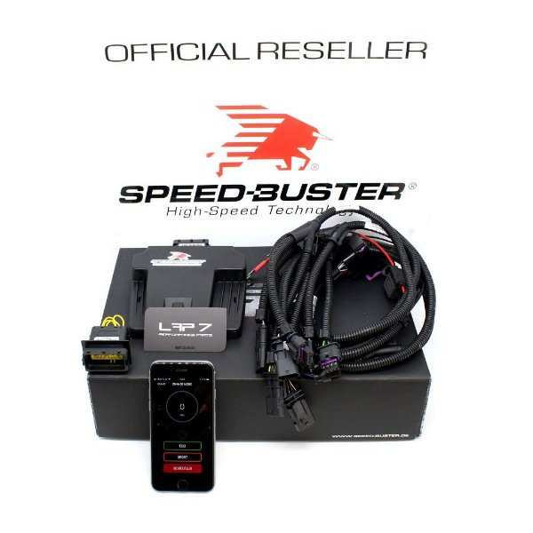 Speed Buster App Bluetooth - BMW X4 xDrive20i F26 2.0 184 cv