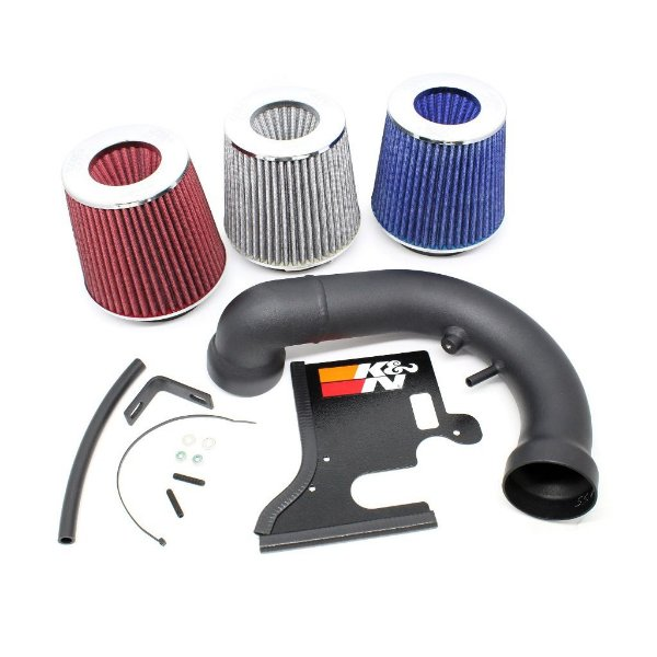 Cold Air Intake VW UP 1.0 TSI Filtro K&N RG-1001RD