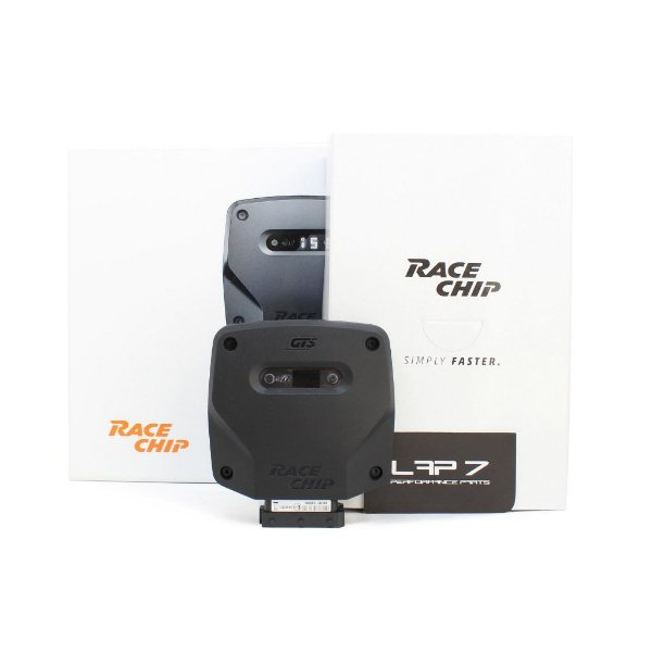 Racechip Gts Audi A3 2.0 Tfsi 200cv +54cv +8,3kgfm 2007-2013