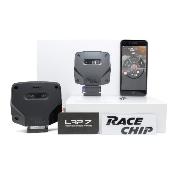 Racechip Gts App Audi Tt 2.0 Tfsi 230cv +46cv +10kgfm 2015+