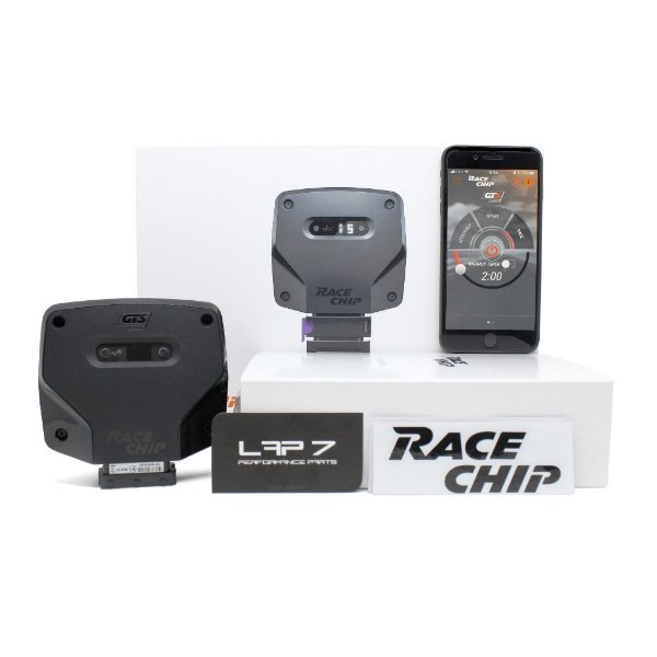 Racechip Gts Black App Audi A1 1.8 192cv +54cv +9,1kgfm 16+