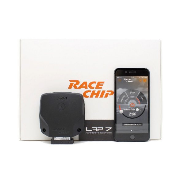 Racechip Rs App Mercedes Cla45 Amg 2.0 360cv +60cv +7,4kgfm