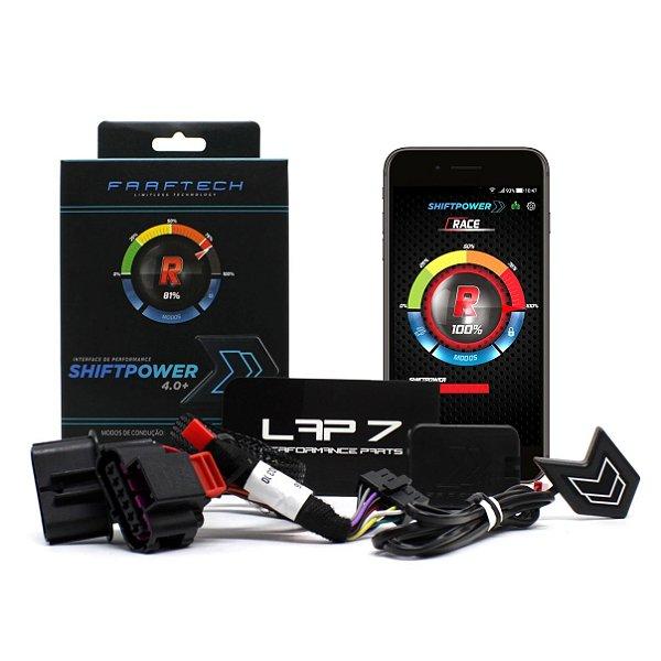 Pedal Shiftpower 4.0+ Faaftech Mercedes Smart FT-SP22+