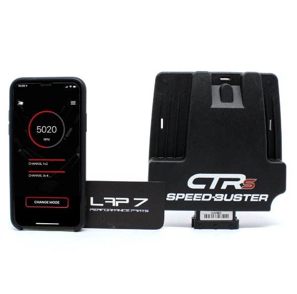 Chip de potência Speed Buster CTRS - BMW X5 30d 258 cv
