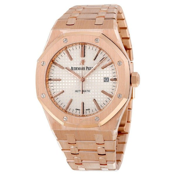 a640545e798 RELÓGIO AUDEMARS PIGUET ROYAL OAK - 15400OROO1220OR02 - Ph Outlet Br