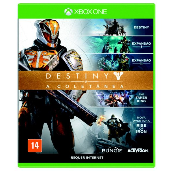 Destiny - A Coletânea - Xbox One
