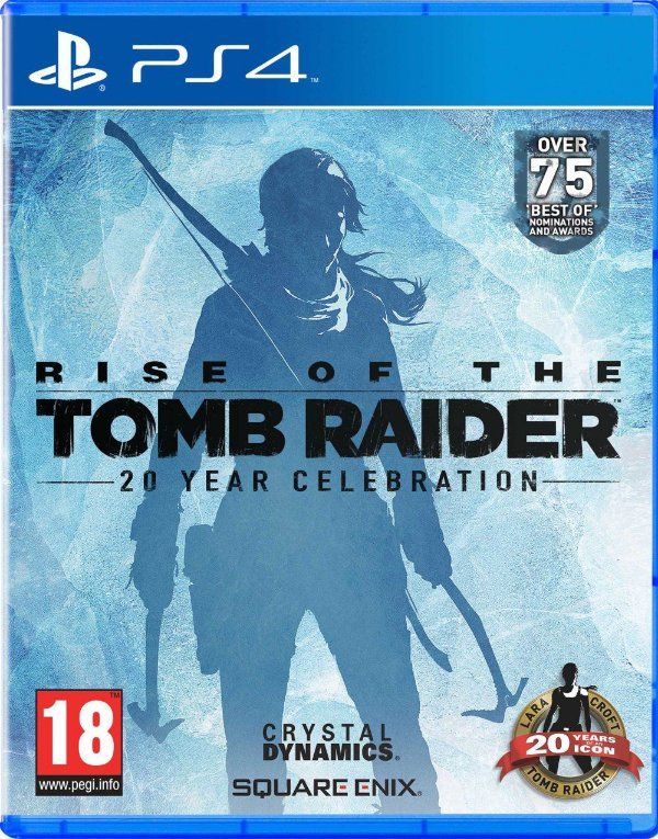Rise Of The Tomb Raider - 20 Year Celebration - PS4