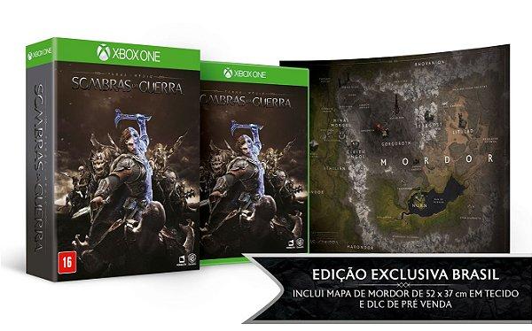 Terra-Média: Sombras da Guerra - Edição Limitada - Xbox One