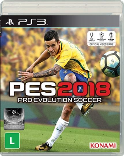 PES 2018 - Pro Evolution Soccer 2018  PS3