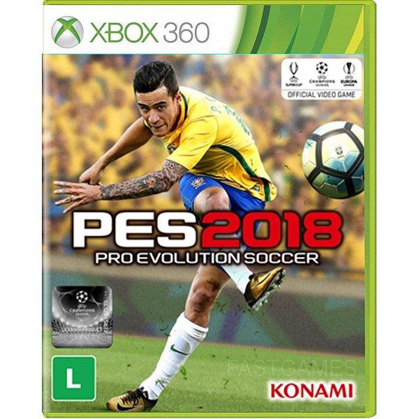 PES 2018 - Pro Evolution Soccer - Xbox 360