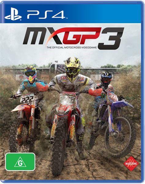 Mxgp3 - PS4