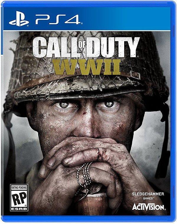 Call Of Duty - world war II - cod WWII - PS4