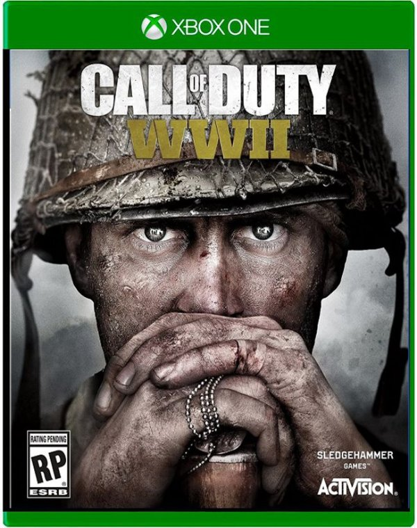 CALL OF DUTY - WORLD WAR II - COD WWII - xbox one