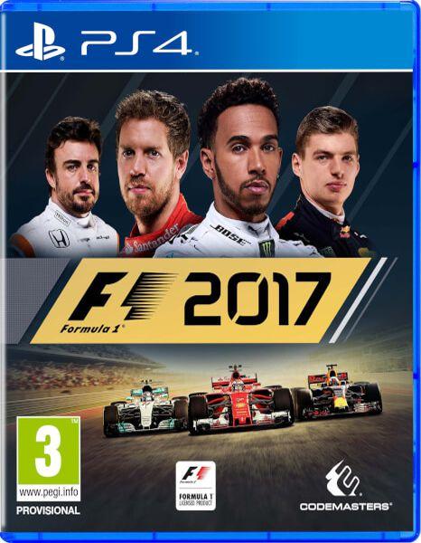 Fórmula 1 2017 - F1 2017 PS4