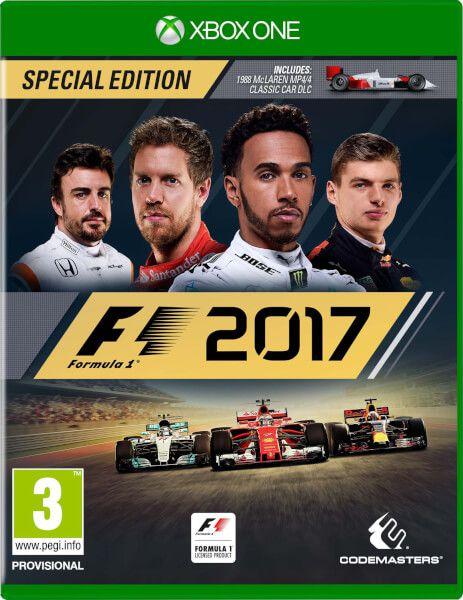 Fórmula 1 2017 - F1 2017 - Xbox One