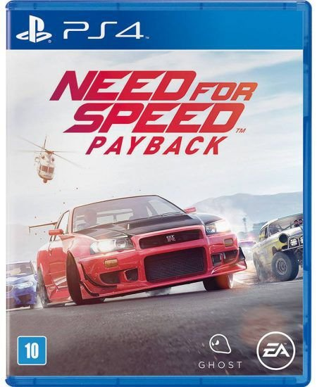 Need For speed payback -ps4