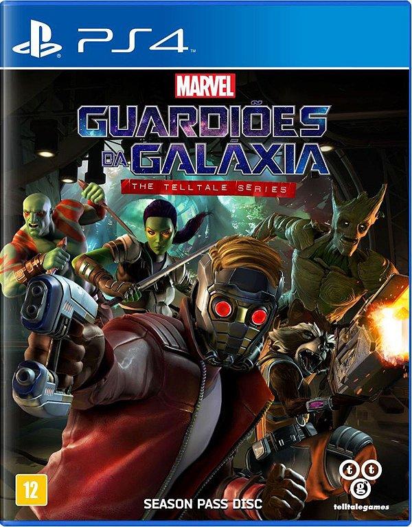 Guardiões da Galáxia - The Telltale Series - PS4