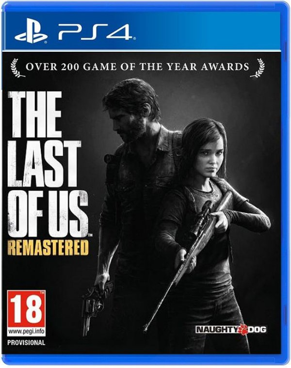 The Last Of Us - Remasterizado - PS4