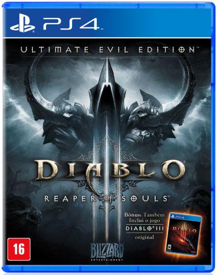 Diablo III - Ultimate Evil Edition - PS4