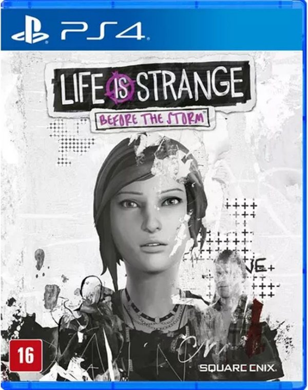 Life Is Strange - Before The Storm - PS4
