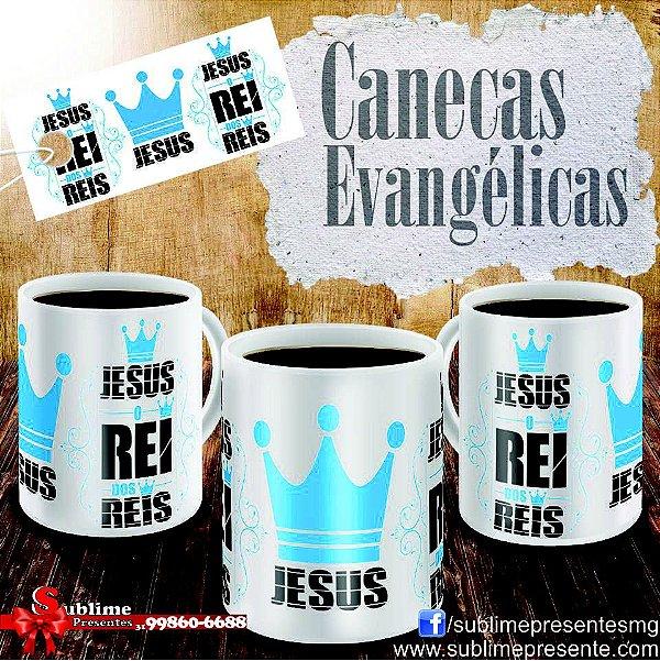 Caneca Personalizada  - Jesus Reis dos Reis