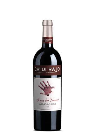 Vinho Sangue Del Diavolo ( Ca' Di' Rajo ) Raboso Del Piave - 750 mL