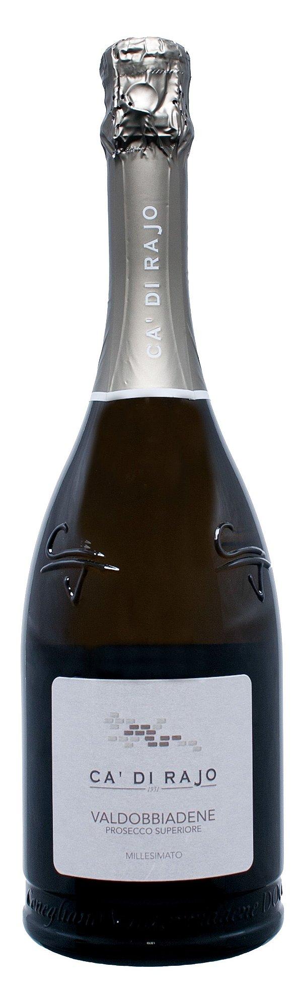 Prosecco Valdobbiadene DOCG (Ca' Di' Rajo) - 750 mL