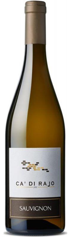 Vinho Sauvignon (Ca' Di' Rajo) - 750 mL