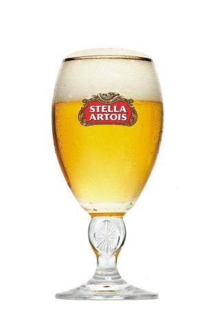 Stella Artois taça p/cerveja 250ml