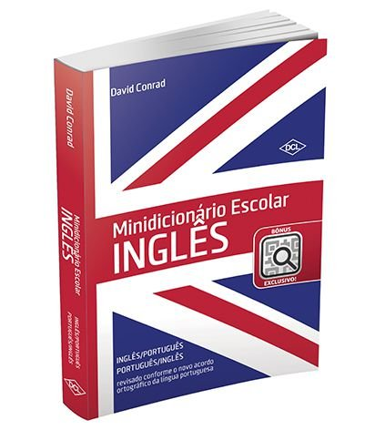 Minidicionário Escolar | Inglês