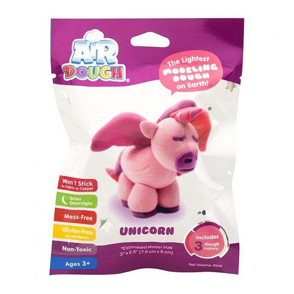 Massinha de Ar - Air Dough - Unicorn