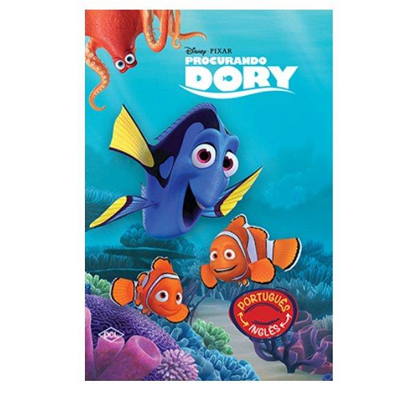 Disney - Livro bilíngue - Procurando Dory