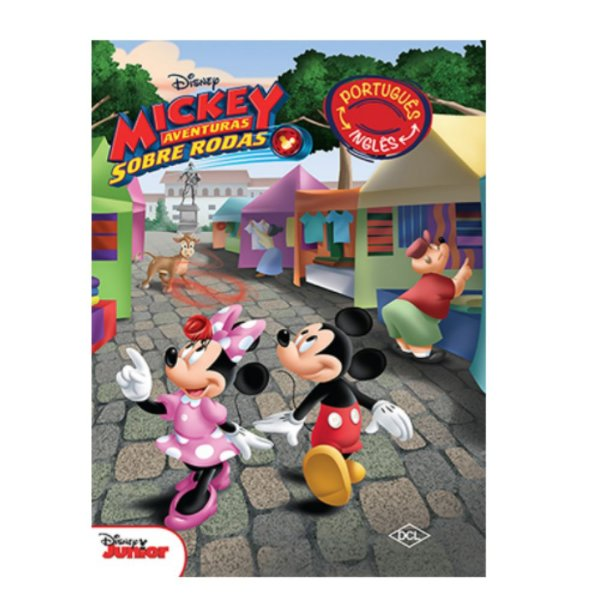 Disney - Livro Bilíngue - Mickey