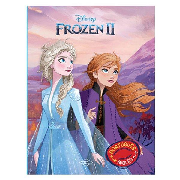 Disney - Livro Bilíngue - Frozen 2