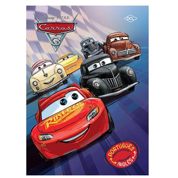 Disney - Livro Bilíngue - Carros 3