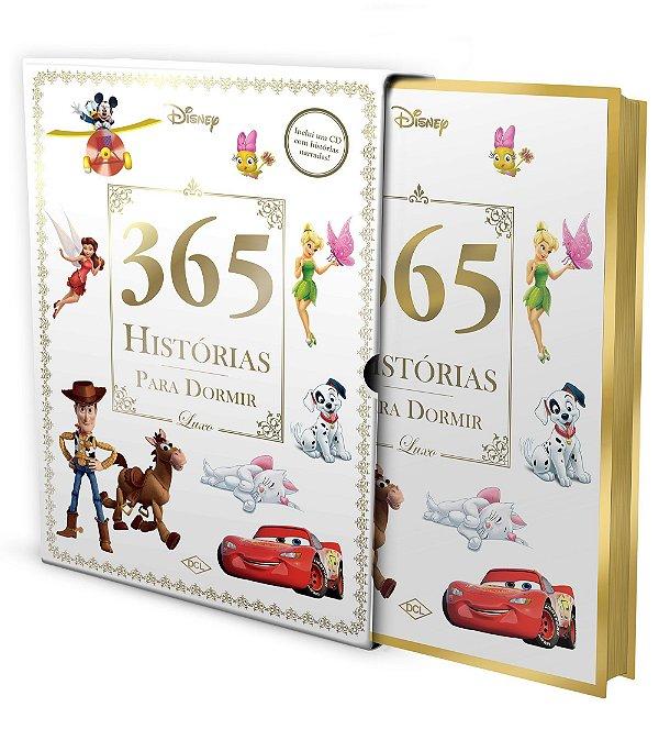Disney 365 Histórias Para Dormir Edição De Luxo