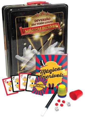 Mágicas Incríveis - Maleta Colecionável
