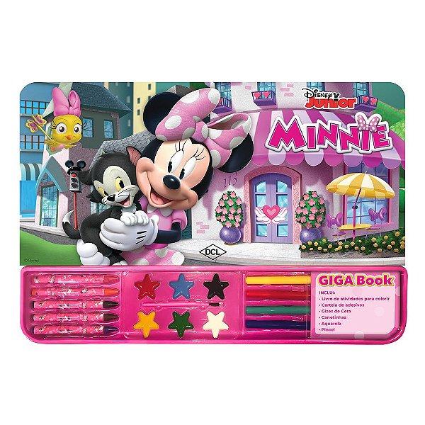 Disney Giga Book- Minnie