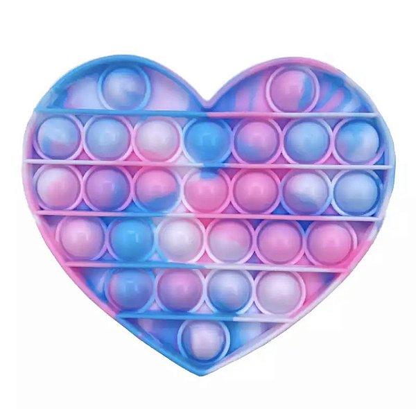 Pop Bubble  - Calmante para crianças e adultos! Coração