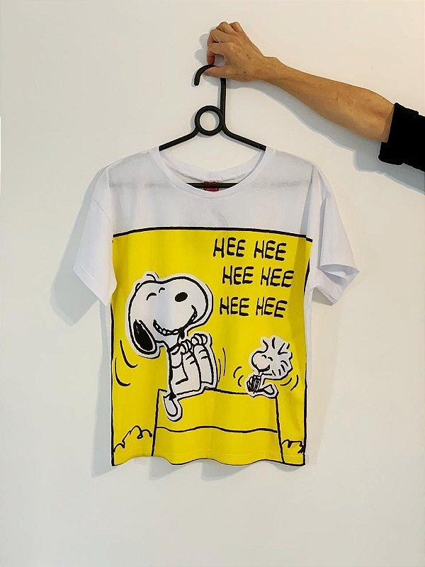 T-shirt Angel Peanuts Snoopy