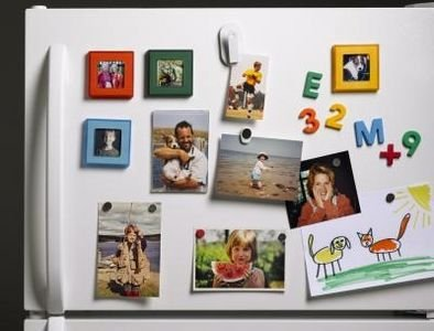 Foto imã Personalizado - Kit de 9 Magnetos de 6x6cm