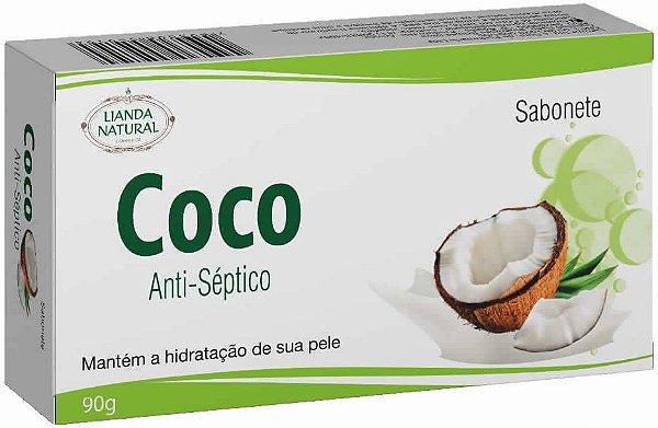 Sabonete Natural de Coco 90g